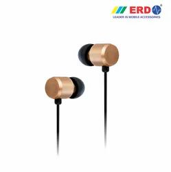 HF-10 GOLD EARPHONE