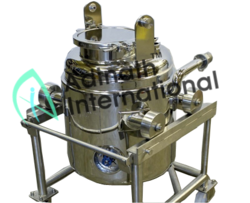 Injectable Preparation Vessel