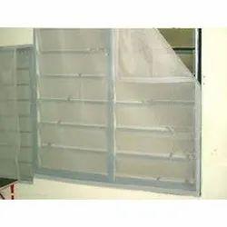 White Window Mosquito Net, Packaging Type: Roll