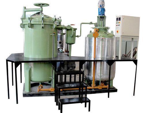 Maxima 20HP Vacuum Impregnation Plant, Production Capacity: 20000lpm, Rs  100000 /unit | ID: 16414215091