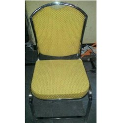 Yellow SS Banquet Chair
