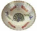 Brass Bowl Antique Work Item