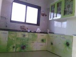 PVC Kitchen Trolley