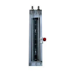Acrylic and Glass Tube Manometer
