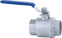 Stainless Steel Ball Valve (2 piece body)