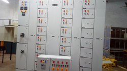 Mild Steel sheet Single Phase DOL Starter Panels, for Submersible Pump, IP Rating: IP55