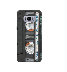 Daily Objects Sony Cassette Case For Samsung Galaxy S8