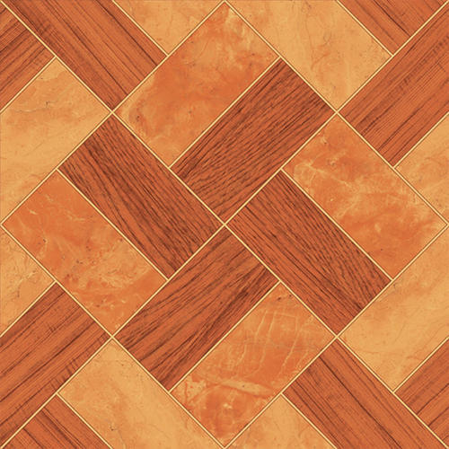 Decorative Wooden Design Floor Tile At Rs 38 /square Feet