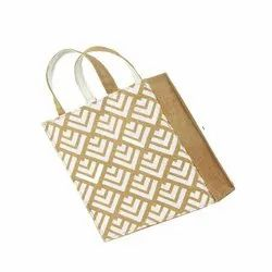 Plain Jute Shopping Bags