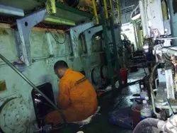 In Situ Crank Shaft Grinding