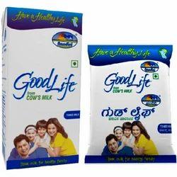 Nandini Goodlife Milk, Packaging Type: Tetra Pack