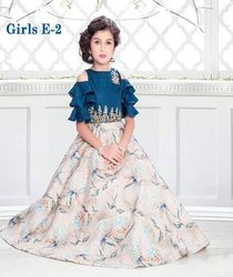 Girls Designer Gowns