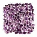 Natural Trapiche Amethyst Plain Cabochon in Assortment Gemstones