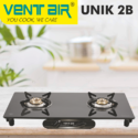 UNIK 2B Ventair Gas Stove