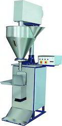 Auger Filling Machine for Chemicals