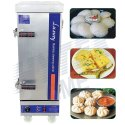Hytek Gme Stainless Steel Mini Food Steamer Machine, For Commercial Kitchen, Size: 30cm X 40cm (tray)