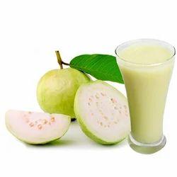 White Guava Pulp Sulphited