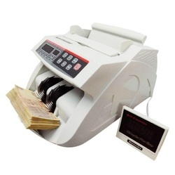 Loose Note Counting Machine with Fake Detection