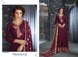 Nayaab Designer Sharara Suit