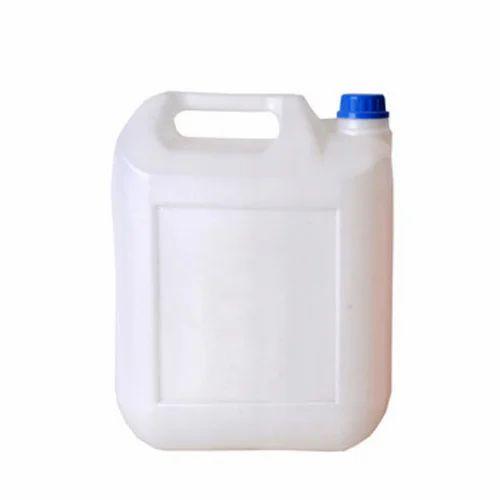 White, Blue Square Plastic Can, Capacity: 5l, Rs 70 /piece B.R. Enterprises  | ID: 14980149212