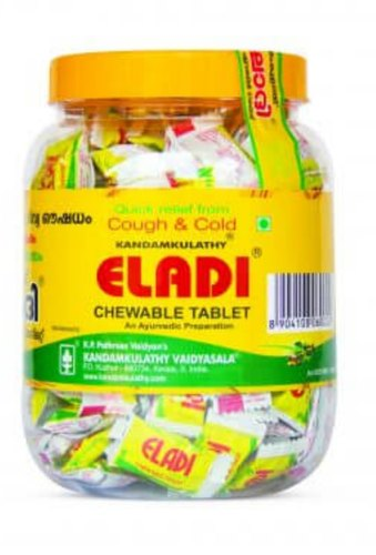Eladi Chewable Cough Tablets