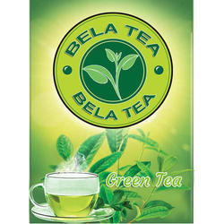 Bela 100g green tea, Packaging Type: Packet