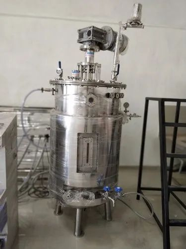 Upm Stainless Steel Pilot Scale To Production Scale Bioreactors