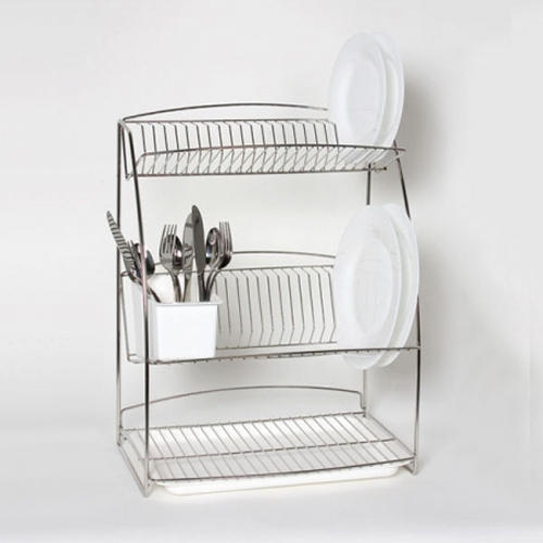 Kitchen Plate Rack