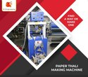 Bowl And Pattal Making Machine
