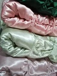Plain MIX SATIN FABRIC FOR LINING, For GARMENTS, 8 Kg