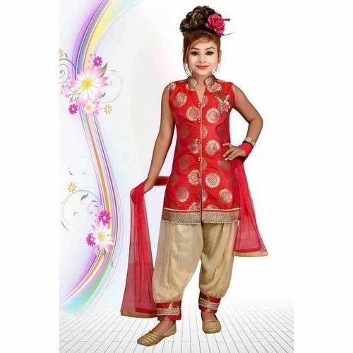 59fc369e86 Girls Designer Suit at Rs 1500 /piece   Gandhi Nagar   Delhi   ID ...