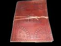 Taaj Embossed Handmade Leather Diary