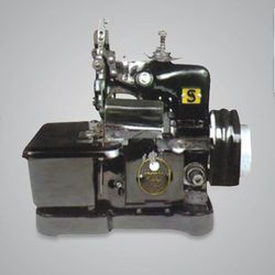 Mild Steel Merritt Finedge Sewing Machine, For In Clothing Industry