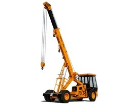 Diesel Tower Crane Rental Services, Pan India, for Construction