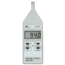 Calibration of Sound Level Meter, Lux Meter, Anemometer
