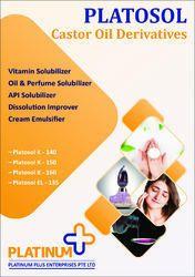 PLATOSOL (castor oil derivatives), 1 litre