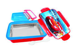 Hot Cake with Steel Inner Lunch Box