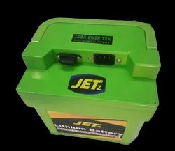 Solar Home Inveter With JETz 48V 24Ah Lithium Battery, Maximum Charging Current: 10A