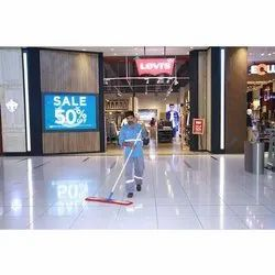 8 To 9 Hrs Duty Shopping Mall Housekeeping Service