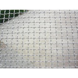 MS Crimped Wire Mesh