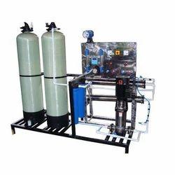 320V Water Softening Plant