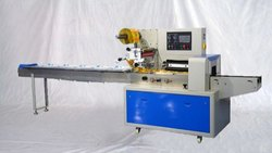 Cake Pouch Packing Machine
