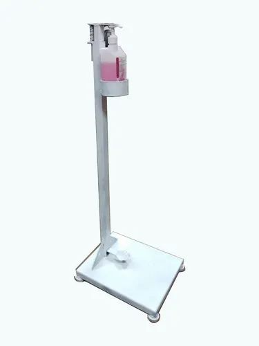 Foot Operated Hand Wash Machine