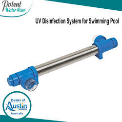 UV Disinfection System for Swimming Pool