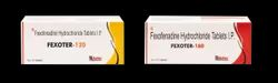 Fexofenadine Hydrochloride Tablets ( FEXOTER- 120/180 Tablets)