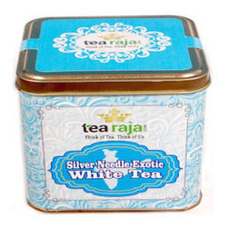 Tea Raja Silver Needle Exotic White Tea, Pack Size: 50g