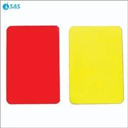 SAS Referee Cards Basic