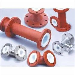 PTFE Lined Pipe & Elbow