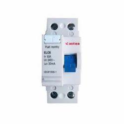 Vactno 63A, 30mA Earth Leakage Circuit Breaker