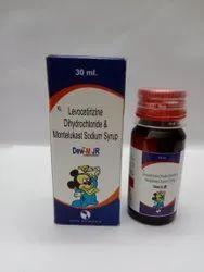 Levocetirizinc Dihydrochloride & Montelukast Sodium Syrup